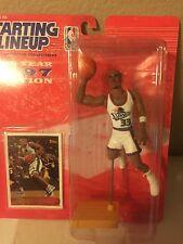 Starting Lineup, Grant Hill, Detroit Pistons, 1997