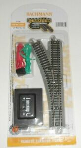 Bachmann E-Z Track System Remote Turnout - LEFT - N Scale Train #44861