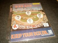 1975 Boston Red Sox  Orioles Baseball Fenway Park Scorebook Unmarked 2nd Edition