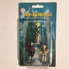 NEW! METROPOLIS / Osamu Tezuka / FIGURE SET   7cm Anime Japan