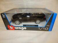 BURAGO RANGE ROVER SPORT BLACK 12039 BNIB 1:18