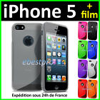 Housse Coque Etui S Line Silicone Gel Apple iPhone 3Gs / 4 / 4S / 5 5G / 5S / 5C