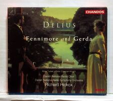 RICHARD HICKOX, JUDITH HOWARTH, STENE - DELIUS Fennimore & Gerda CHANDOS CD NM