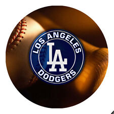 Los Angeles Dodgers Baseball Round Mousepad Mouse Pad Great Gift Idea RMP2013