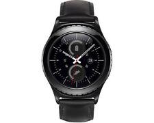 4 GB Smartwatches aus Leder mit Tizen Betriebssystem
