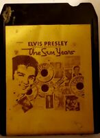 Elvis Presley The Sun Years 8 Track Tape Interviews And Memories Tested