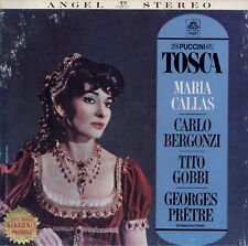 Giacomo Puccini - Tosca Reel to Reel Tape