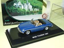 MG MGB TOURER 1967 Bleu EDISON