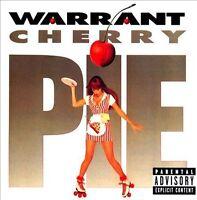 Cherry Pie [Bonus Tracks] [2004] [PA] by Warrant Music CD, Apr-2004, Columbia