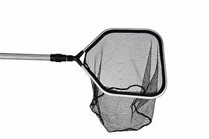 Medium Size Telescoping Koi Pond Fish Catching Net For All Types Of Pond fish