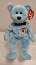 Nipponia the Bear - Japanese Exclusive TY Beanie Baby - Stuffed Toy - MWMT