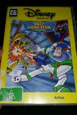 Disney Hotshots (Hot Shots) Buzz Lightyear of Star Command PC GAME - FREE POST *