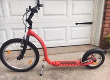 Kickbike 20inch Red Scooter