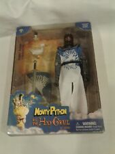 Vintage Monty Python Holy Grail Sideshow Action Figure Sir Bedevere Terry Jones
