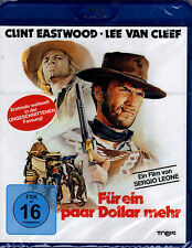 Für ein paar Dollar mehr - Blu-ray - Clint Eastwood - neu & ovp