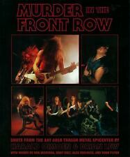 MURDER IN THE FRONT ROW - NEW HARDCOVER BOOK