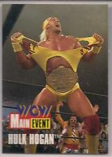1995 Cardz WCW Main Event Hulk Hogan