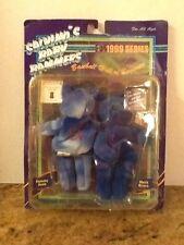 Salvino's Baby Bammers Baseball Sammy Sosa and Mark Grace 1999 Series bean bears