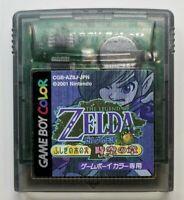The Legend of Zelda: Oracle of Ages for Nintendo Game Boy Color NTSC-J Japanese