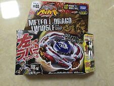 Takara Tomy Beyblade BB88 Metal Fusion LW105LF Meteo L-Drago Battle Top Starter