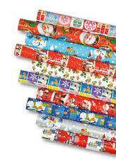 Niji Carta Regalo Natale 100x500cm 1 rotolo