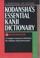 Kodansha's Essential Kanji Dictionary 8E by Kodansha International (PB, 2002)
