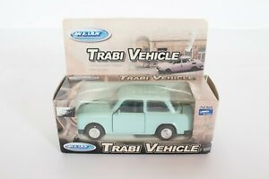 Trabant 601 trabby brand new in box WELLY ussr cold war germany