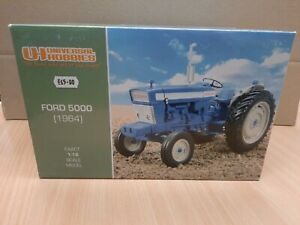1:16 scale Ford 5000 (1964) Die-cast Model Tractor UH2705