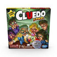 Cluedo Junior - Juego de mesa - Hasbro Gaming  - 5 AÑOS+