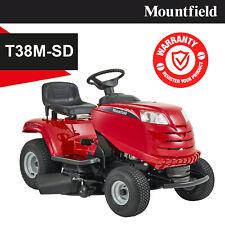 Mountfield T38M-SD Ride On Lawnmower 432cc 9.9 BHP 98cm Cut Width