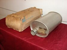 65 66 CORVAIR NOS GM TURBO MUFFLER