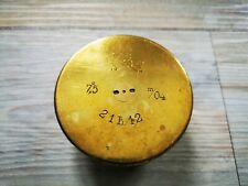 WWI French Trench Art Planter Field Gun Artillery Shell Base 1914-1918.Militaria
