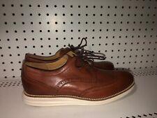 Cole Haan Original Grand Mens Wingtip Dress Shoes Oxfords Size 8.5 Brown C26471
