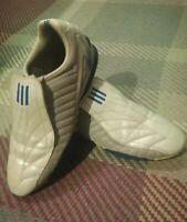 Adidas F50 2004 Astro Turf - White/Blue SIZE 12