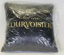"""Courvoisier Cognac Limited Edition Promotional Throw Couch Bed Pillow 15"""" x 14"""""""