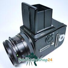 Hasselblad 503CW + A12 6x6 + Zeiss CF Planar 2,8/80 T* + Acute-Matte- D Gitter