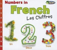 Numbers in French: Les Chiffres (World Languages - Numbers)-ExLibrary