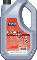 Hypalube Fully Synthetic 5W40 - 5 Litre 0492A GRANVILLE