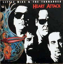 Little Mike & the Tornadoes - Heart Attack (CD, Blind Pig, AM) Me & The Blues
