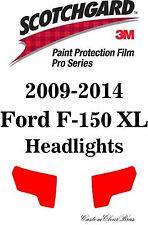 3M Scotchgard Paint Protection Film Pro Series Kits 2012 2013 2014 Ford F-150 XL