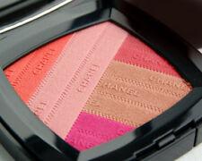 Más allá de Raro Exclusivo CHANEL Couture Sunkiss cinta Blush Palette Harmony & Cepillo