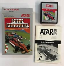 Atari 2600 POLE POSITION PAL