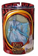 LORD OF THE RINGS LOTR TWILIGHT RINGWRAITH SWORD JABBING ACTION CHARACTER TOYBIZ