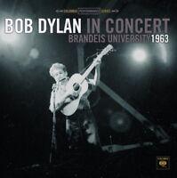 "Bob Dylan - In Concert Brandeis University 1963 (12"" VINYL LP)"