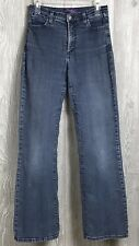 Not Your Daughters Jeans Straight Leg Women's Size 5