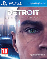 Detroit Become Human PS4 Playstation 4 IT IMPORT SONY COMPUTER ENTERTAINMENT
