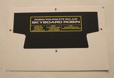 1995 Kenner Batman Forever Skyboard Batman Proof Card Pre-Production