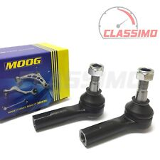 Track Tie Rod End Pair for NISSAN X TRAIL MK 1 T30 - 2001 to 2007 - Moog