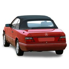 Mercedes W124 E320 300CE 1992-1995 Convertible Soft Top Black Stayfast cloth
