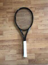 Wilson Pro Open 100 BLX 100 sq inch, 4 3/8,  Repainted Black, New Grommet/string